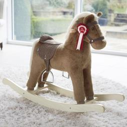 Rocking Horse - Autumn