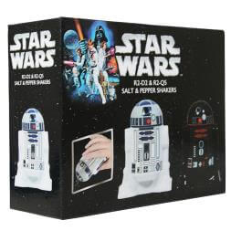 Droid Salt & Pepper Shakers