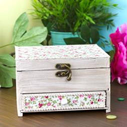 Daisy Jewellery Box