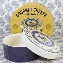 Stoneware Brie Cheese Baker