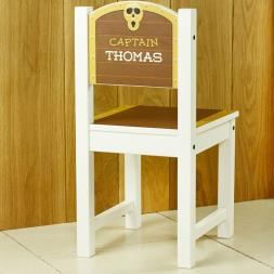Personalised Pirate Chair