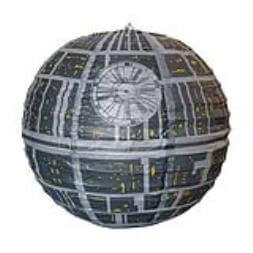 Death Star Lampshade
