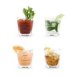 Bartending Cocktail Mixing Glasses