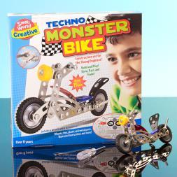 Build a Techno Monster Bike