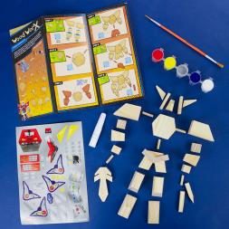 Make Your Own Robot Ranger Kit