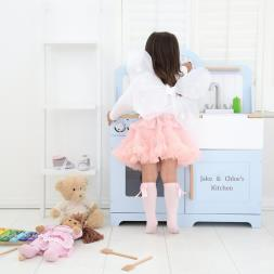 Personalised Kid's Kitchen