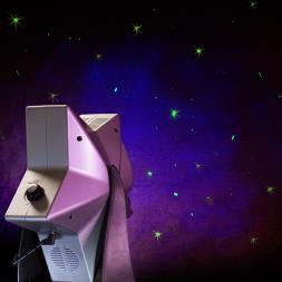 Laser Cosmos - Laser Stars Projector