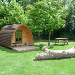 Two Night Glamping Break for Two - UK