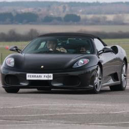 Five Supercar Driving Blast with Passenger Ride