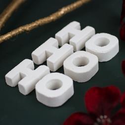 Ho Ho Ho Bath Fizzers