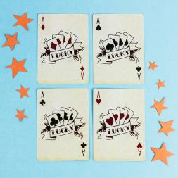 Tattoo Playing Card Set