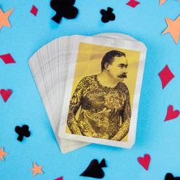 Tattoo Playing Card Set