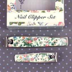 Fingernail and Toenail Clippers Set