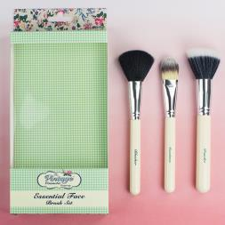 Essential Make Up Brush Set