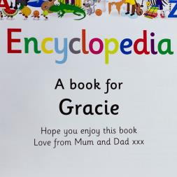 Personalised Encyclopedia