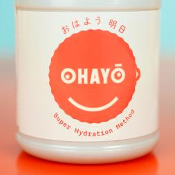 Ohayo Tomorrow - Super Hydration Method