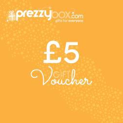 £5 Gift E-Voucher