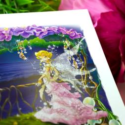 Personalised Disney Fairies Book