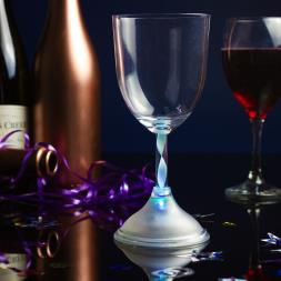 LED Wine Glass