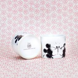 Mickey & Minnie Kissing Egg Cups - Set Of 2
