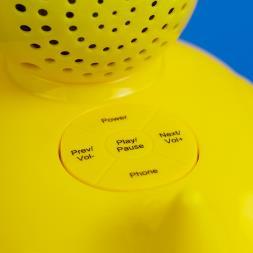Bluetooth Duck Speaker  Yellow