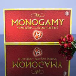 Monogamy Adult Couples Game
