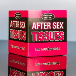 After Sex Tissues