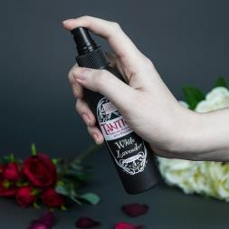 Tantric Enriched Massage Oil With Pheromones - White Lavender