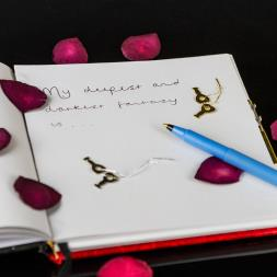 My Secret Fantasies - Locking Diaries For Couples