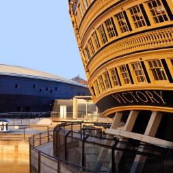 Portsmouth Historic Dockyard Annual Pass for Two Special Offer