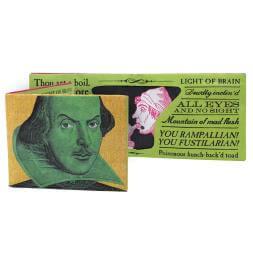 Shakespearean Insults Wallet