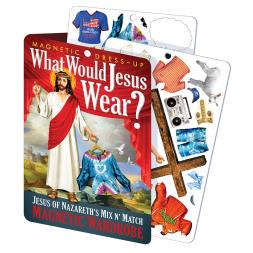What Would Jesus Wear Magnetic Play Set