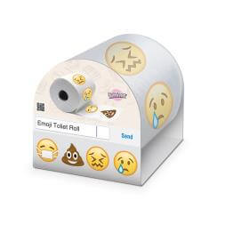 Emoji Toilet Roll