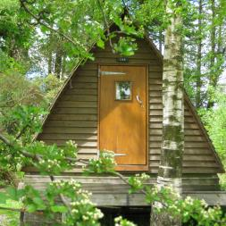 Deluxe Two Night Glamping Break for Two at Waterfoot Park
