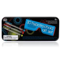 3D Hypotrochoid Set