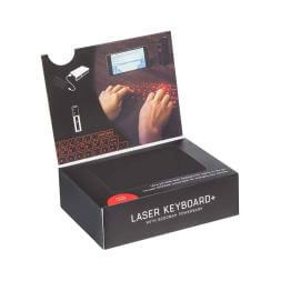 Laser Keyboard And Powerbank