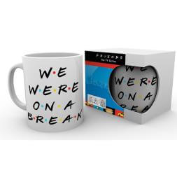 Friends Mug - We Were On A Break