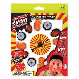 Gummy Sushi Challenge