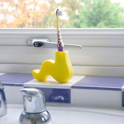 Sid The Snake Toothbrush Holder