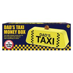 Dad's Taxi Money Box