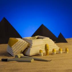 Archaeology Pyramid Dig