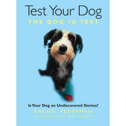 Test Your Dog: Is Your Dog An Undiscovered Genius?