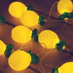 Pineapple String Lights