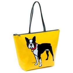 Marc Tetro Boston Terrier Tote Bag