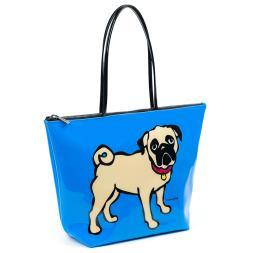Marc Tetro Pug Tote Bag