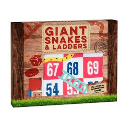 Summertime Games - Giant Snakes And Ladders