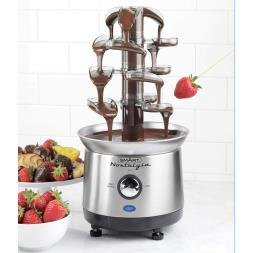 Cascading Chocolate Fountain