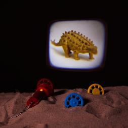 Dinosaur Torch & Projector