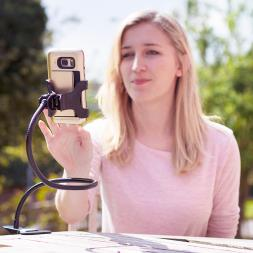 Lazy Arm Smartphone Holder