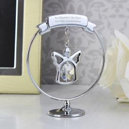 Personalised Crystocraft Angel